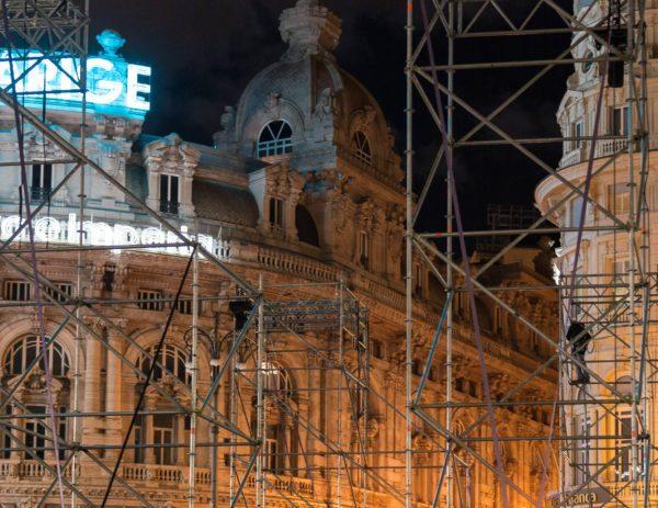 Show Technologies Ex Otago Comune di Genova Capodanno